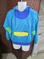 VTG 90's Women's Sunice Pullover Windbreaker Jacket Size 8 Multi Color  Sun Ice