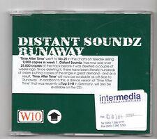 (IY720) Distant Soundz, Runaway - 2002 DJ CD
