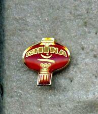 NOC China 1992 Barcelona OLYMPIC Games Pin