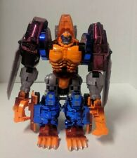Transformers 1997 Transmetal Optimal Optimus Primal Beast Wars