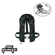 Fox Rage Life Jacket Automatik-Rettungsweste sehr bequem und sicher !