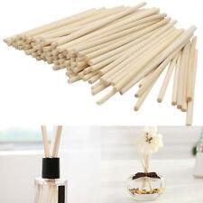 100 PZ RATTAN Reed bastoncini di olio di fragranza diffusore ricarica BAR