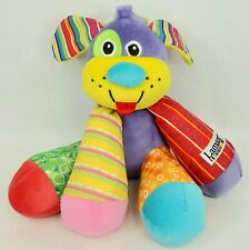 Lamaze baby plush soft toy doll puppy dog Horn squeeze honk