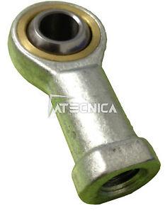 Kopf Gelenk M12 Rechts Weiblich Sphärische Kugel-Link-Joinball Lager 1.75mm