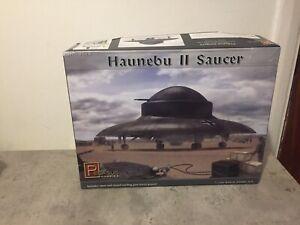 PEGASUS HOBBIES HAUNEBU II SAUCER MODEL KIT 1/144 SCALE
