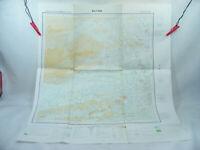 BILTINE TCHAD 1959 1:200.000 Ancienne carte d'Afrique A.E.F & Cameroun IGN