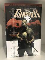 The Punisher Omnibus Marvel Comics Marvel Knights Garth Ennis