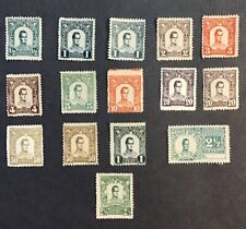 Colombia Antioquia 1899 VF Mint Hinged