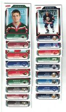 2006-2007 Upper Deck Victory Hockey ROOKIE CARD LOT (18) Collins, Fehr & Thomas