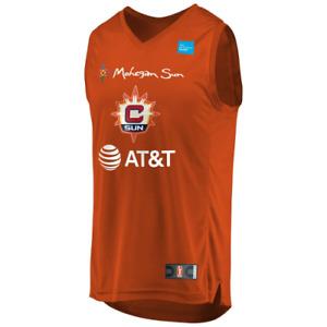 ALYSSA THOMAS WNBA OFFICIAL LICENSED CONNECTICUT SUN REPLICA JERSEY SIZE L