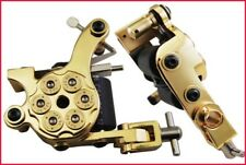 Professional Tattoo Machine Gun  GOLD Coil OZ STOCK  YS2