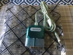 IMATION LS-120 SUPER Disk USB Cable New.