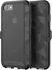GENUINE TECH21 EVO WALLET FLIP CASE IMPACT COVER FOR IPHONE 7 / IPHONE 8 - BLACK