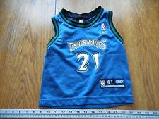 kevin garnett jersey timberwolves 4T Child