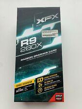XFX AMD (R9-280X - TDFD) 3GB GDDR 5 SDRAM PCI Express 3.0 x16 SCHEDA VIDEO