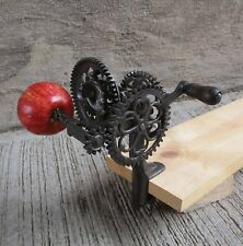 Antique Primitive Rustic Apple Peeler - Sinclair Scott Co - Baltimore, MD