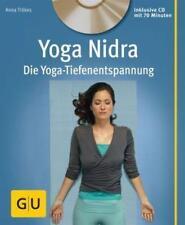 GU Ratgeber: YOGA NIDRA incl. CD ►►►ungelesen ° von Anna Trökes °