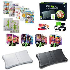 Nintendo Wii ► balance board   fitness   Wii Fit   zumba   Sports Active y mucho más.