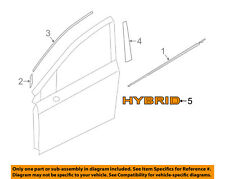 SUBARU OEM 14-15 XV Crosstrek Front Door-Emblem Badge Nameplate Right 93079FJ140