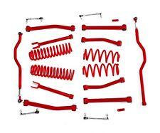 "4"" Suspension Lift Kit for Jeep Wrangler Jk 2007-2018 Steinjager 15 Colors!"