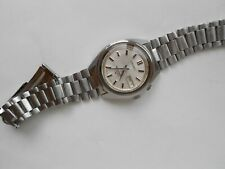 seiko bellmatic automatic 27 jewels stainless steel mens watch