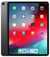 Apple iPad Pro 3rd Gen. 256GB, Wi-Fi + 4G (U.S. Cellular), 12.9 in - Space Gray