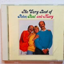 The Very Best of Peter, Paul & Mary (CD - JAPAN IMPORT - WPCP-3877) RARE *MINT*