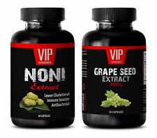 Immune extra - NONI – GRAPE SEED EXTRACT COMBO - noni enzyme
