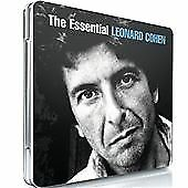 LEONARD COHEN - The Very Best Of - Greatest Hits - Essential Collection 2 CD NEW
