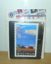 USPS 1998 Wisconsin statehood 150th Anniversary  Mouse Pad NIP