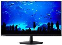 "Lenovo 65FAGCC2US 28"" UHD 4K LED Monitor Raven Black Certified Refurbished"