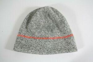 Crewcuts Gray Orange Fleece Hat L/XL