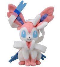 Pokemon XY Sylveon Nymphia Plush Doll Fairy Eevee 8 inch Soft Stuffed Anime Toy