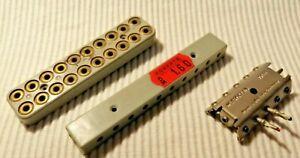Verteilerplatten 3 verschiedene / techn.ok / gebr.besp.