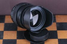 JUPITER-9 2/85mm lens for M42 for Zenit Pentax Practica USSR + Canon adapter