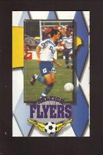 Raleigh Flyers--1998 Pocket Schedule--A-League