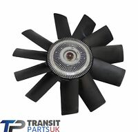 FORD TRANSIT MK7 3.2 RADIATOR VISCOUS COUPLING AND FAN 2006 - 2011 200PS