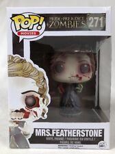 Funko Pop! Mrs. Featherstone #271 Pride Predjudice Zombies Figure NIB