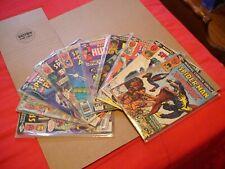 Marvel Team Up Lot (SPIDER-MAN)101 102 103 104 105 106 107 108 109 110(10 BOOKS)