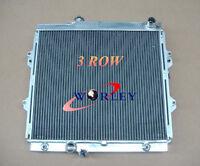 3 row Aluminum Radiator for Toyota Hilux RZN149 - RZN174 2.7L Petrol 1997-2005