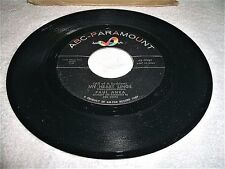 """PAUL ANKA-""""ALL OF A SUDDEN../THAT'S LOVE""""  7"""" 45RPM-EARLY PRESS-ABC PARA 45-9987"""