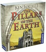 Thames and Kosmos 691530 Pillars of the Earth Game