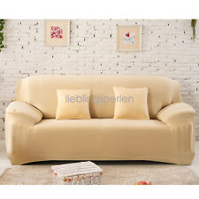 Sofahusse Sofabezüge Stretch Sofabezug Sesselbezug Kissenhülle Comforty SF