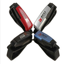 2xSunglasses Spectacles Pen Car Visor Ticket Holder Clip Multi-Use Holder Gadget