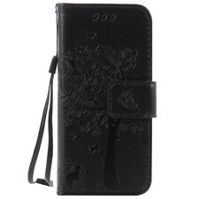 For Apple iPod Touch 5 6 6th Gen Flip Leather Wallet Skin Cover Case Card Holder