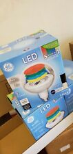 GE 68845 45 Watt Led 5 Bulbs In 1 Interchangeable Lenses Outdoor Floodlight