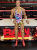 Mattel - WWE Wrestling - Basic Series 87 Figure - Jason Jordan