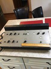 Vintage Revco Scoreboard Contol Box Panel
