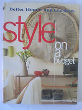 Style on a Budget (2002, Paperback)