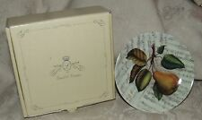 Concerto FOOTED CANAPE by Email de Limoges Pear Musical Notes BOX Godinger ITALY